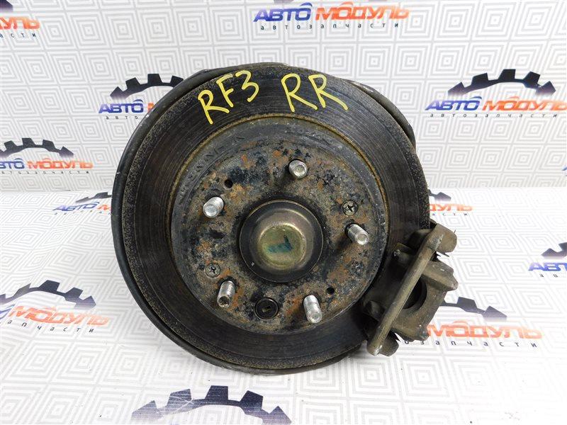Ступица Honda Step Wagon RF3 K20A задняя правая
