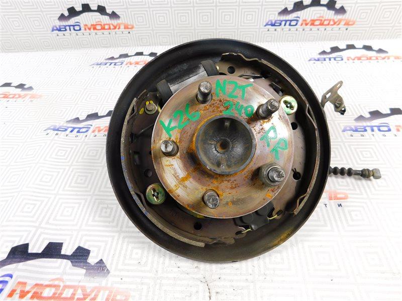 Ступица Toyota Allion NZT240-0067585 1NZ-FE задняя правая