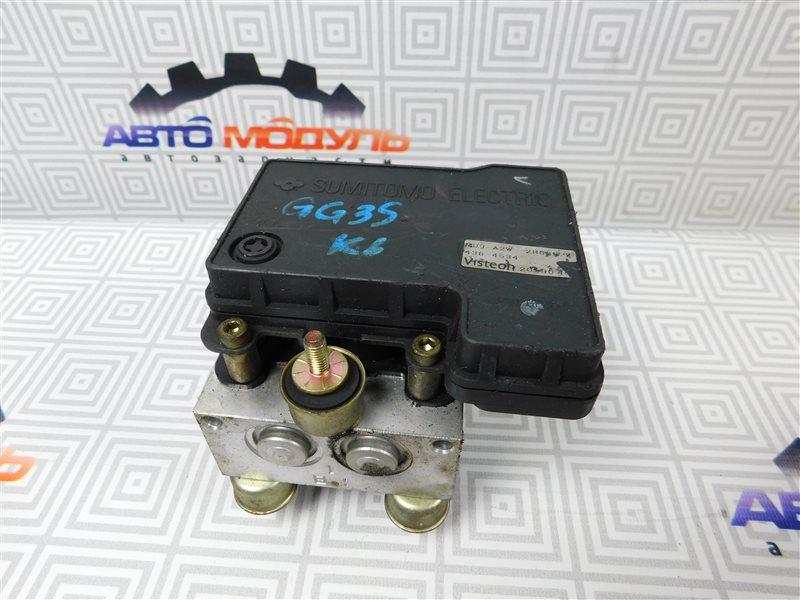 Блок abs Mazda Atenza GG3S L3-VE