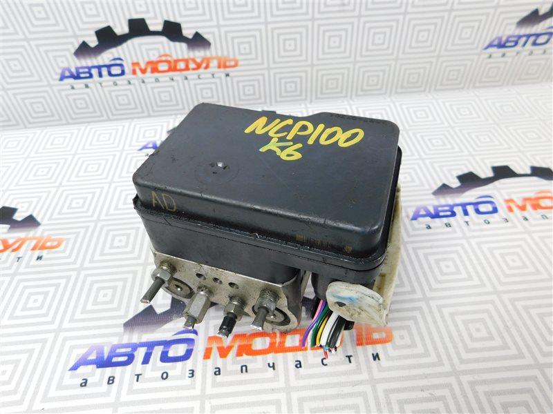 Блок abs Toyota Ractis NCP100 1NZ