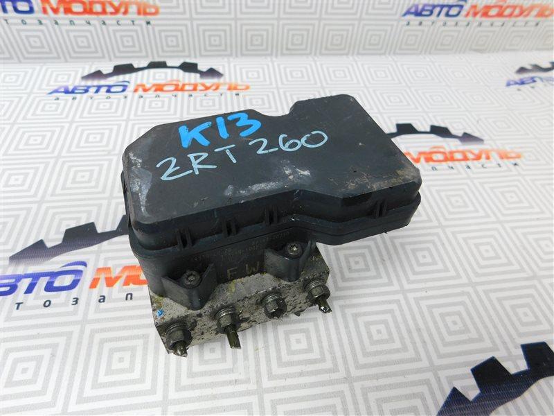 Блок abs Toyota Allion ZRT260-3050418 2ZR-FE 2008