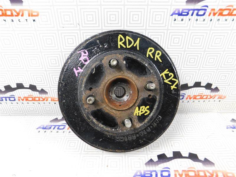 Барабан тормозной Honda Cr-V RD1-1122109 B20B задний