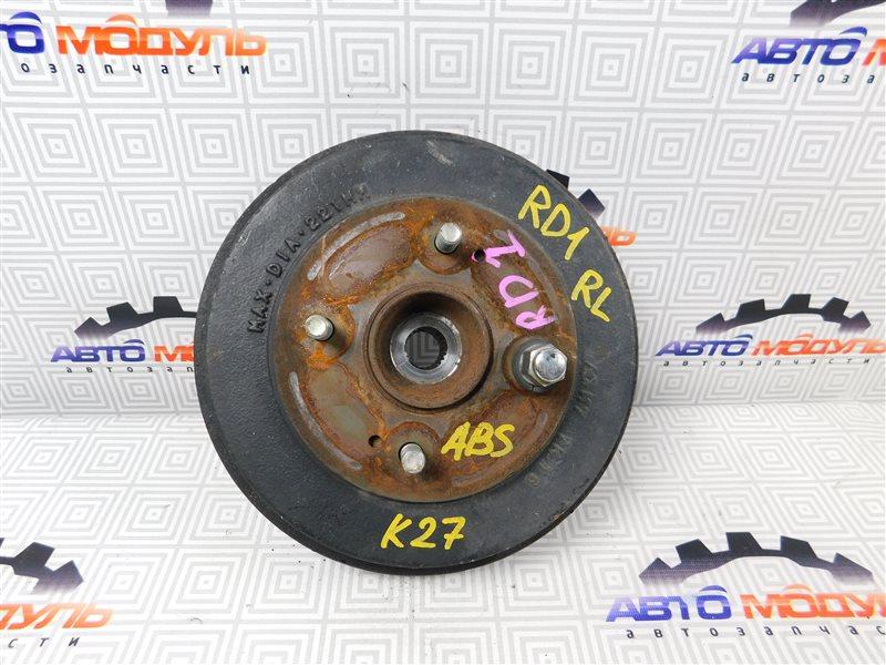Барабан тормозной Honda Cr-V RD1-1107702 B20B задний