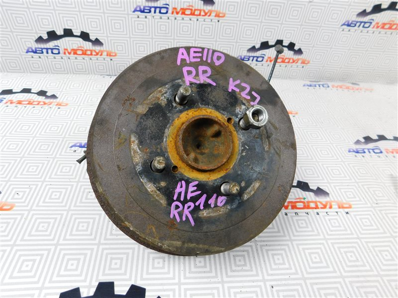 Барабан тормозной Toyota Corolla AE110-5294645 5A-FE 1999 задний