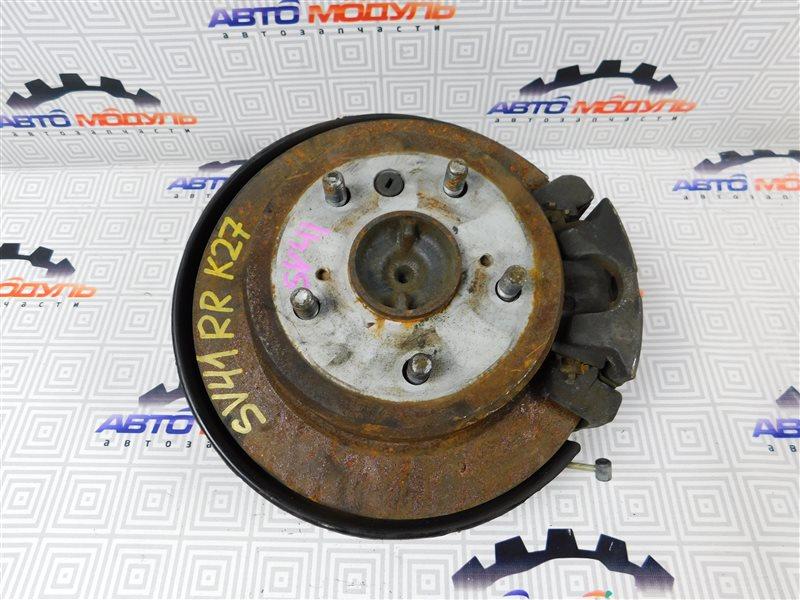 Диск тормозной Toyota Vista SV41-0064676 3S-FE 1997 задний