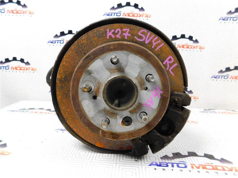 Ступица Toyota Vista SV41-0064676 3S-FE 1997 задняя левая