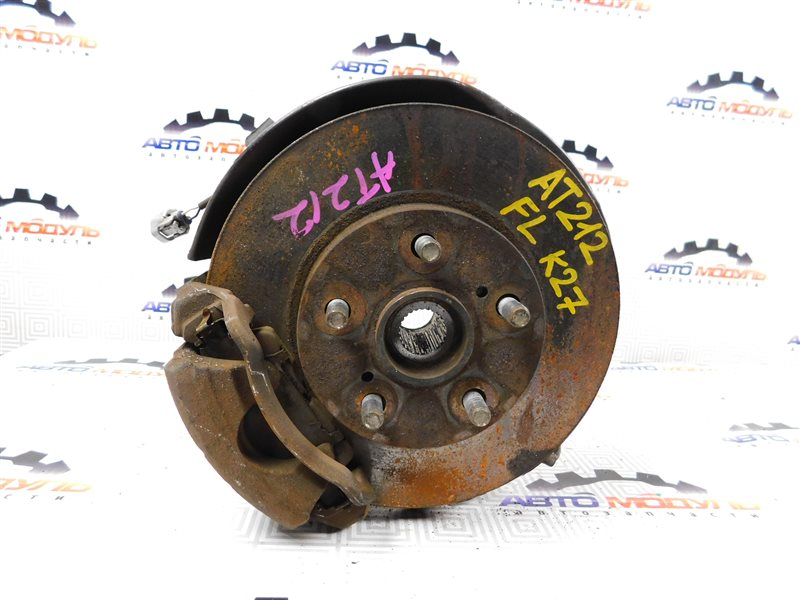 Диск тормозной Toyota Carina AT212-0047734 5A-FE 1998 передний