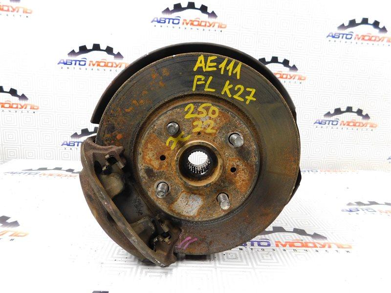 Диск тормозной Toyota Corolla Spacio AE111-6046386 4A-FE 1997 передний