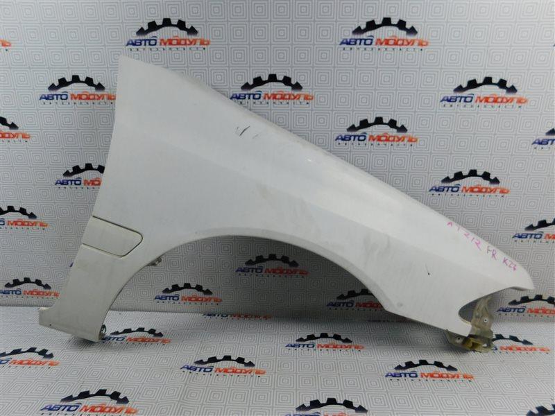 Крыло Toyota Carina AT212-0047734 5A-FE 1998 переднее правое