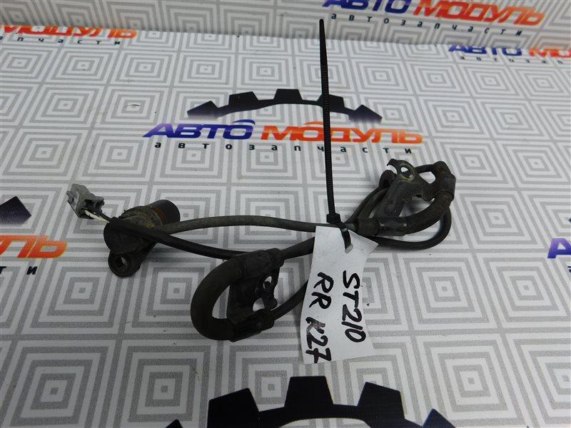 Датчик abs Toyota Caldina ST210-4029840 3S-FE 1999 задний правый