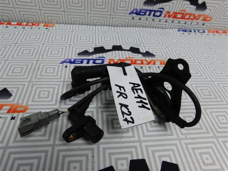 Датчик abs Toyota Corolla Spacio AE111-6046386 4A-FE 1997 передний правый