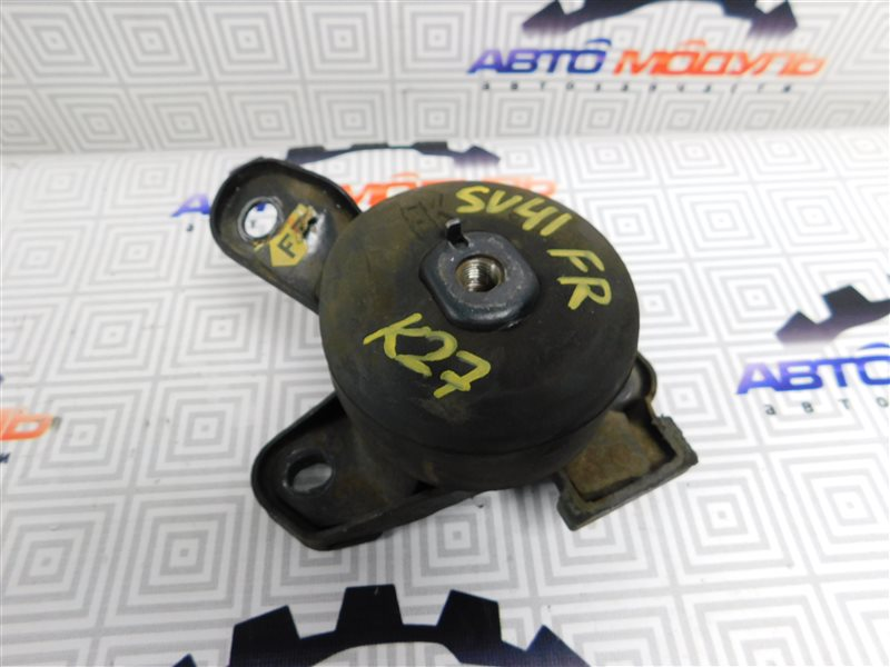 Подушка двигателя Toyota Vista SV41-0064676 3S-FE 1997 правая