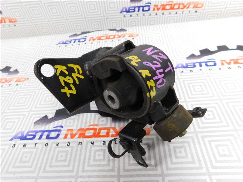 Подушка двигателя Toyota Premio NZT240-0030197 1NZ-FE 2002 левая