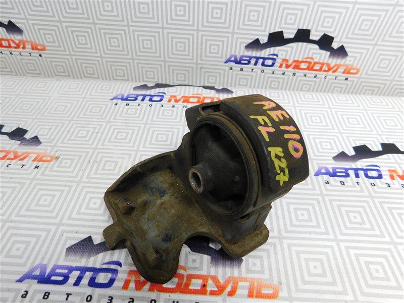 Подушка двигателя Toyota Sprinter Trueno AE110-5018467 5A-FE 1995 левая