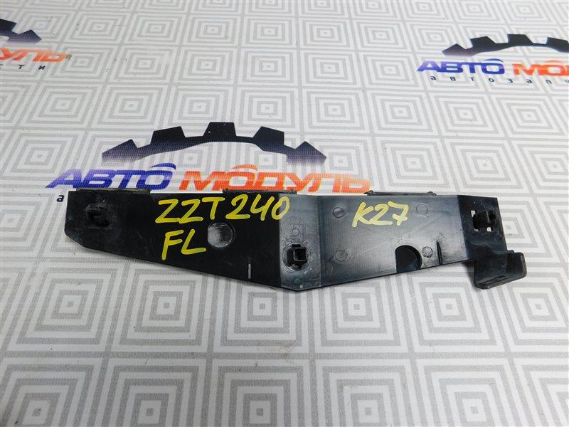Крепление бампера Toyota Premio ZZT240-0063769 1ZZ 2003 переднее левое