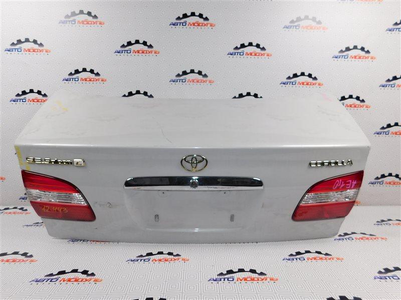 Крышка багажника Toyota Corolla AE110-5294645 5A-FE 1999 задняя