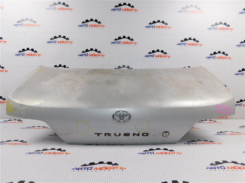 Крышка багажника Toyota Sprinter Trueno AE110-5018467 5A-FE 1995 задняя
