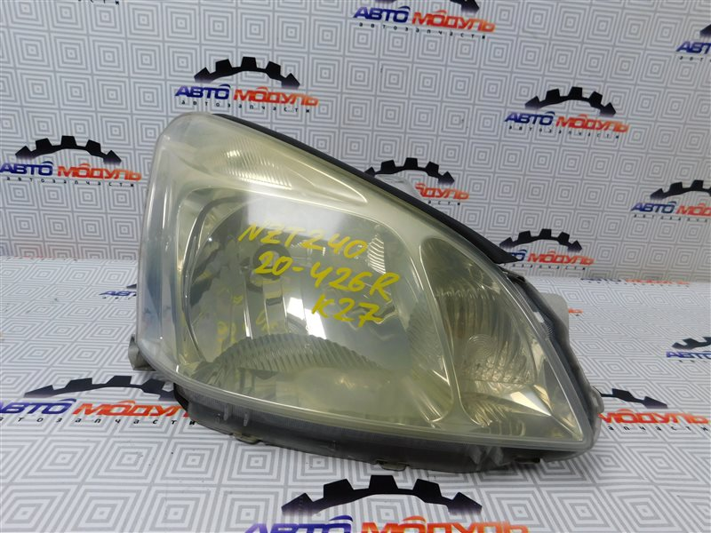 Фара Toyota Premio NZT240-0030197 1NZ-FE 2002 правая