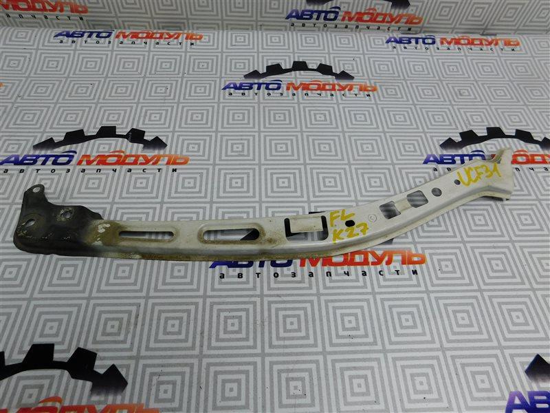 Планка под фары Toyota Celsior UCF31-0044904 3UZ-FE 2003 передняя левая