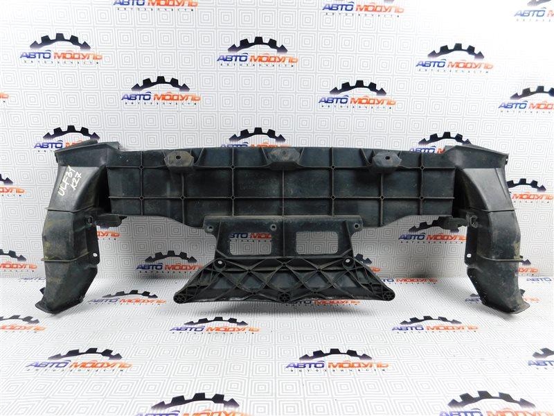 Защита бампера Toyota Celsior UCF31-0044904 3UZ-FE 2003 передняя нижняя