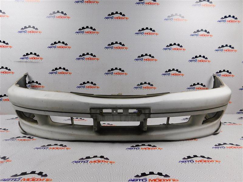Бампер Toyota Caldina ST210-4029840 3S-FE 1999 передний