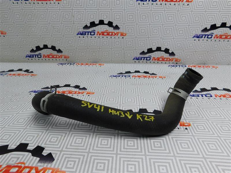 Патрубок радиатора Toyota Vista SV41-0064676 3S-FE 1997 нижний