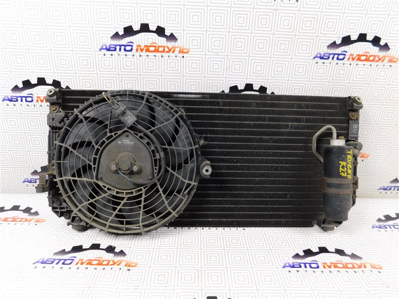 Радиатор кондиционера Toyota Sprinter Trueno AE110-5018467 5A-FE 1995