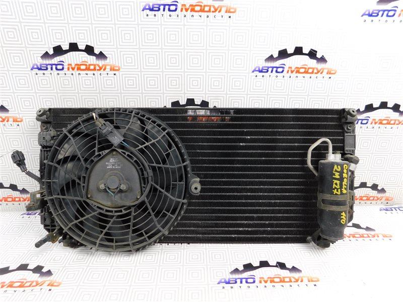 Радиатор кондиционера Toyota Corolla AE110-5294645 5A-FE 1999