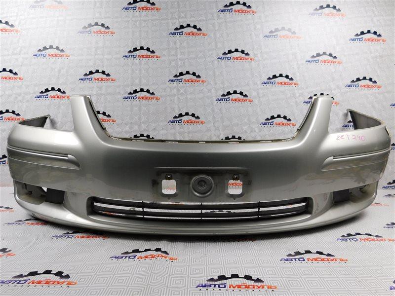 Бампер Toyota Premio ZZT240-0063769 1ZZ 2003 передний
