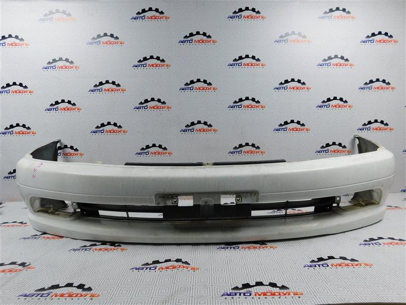 Бампер Toyota Carina AT212-0047734 5A-FE 1998 передний