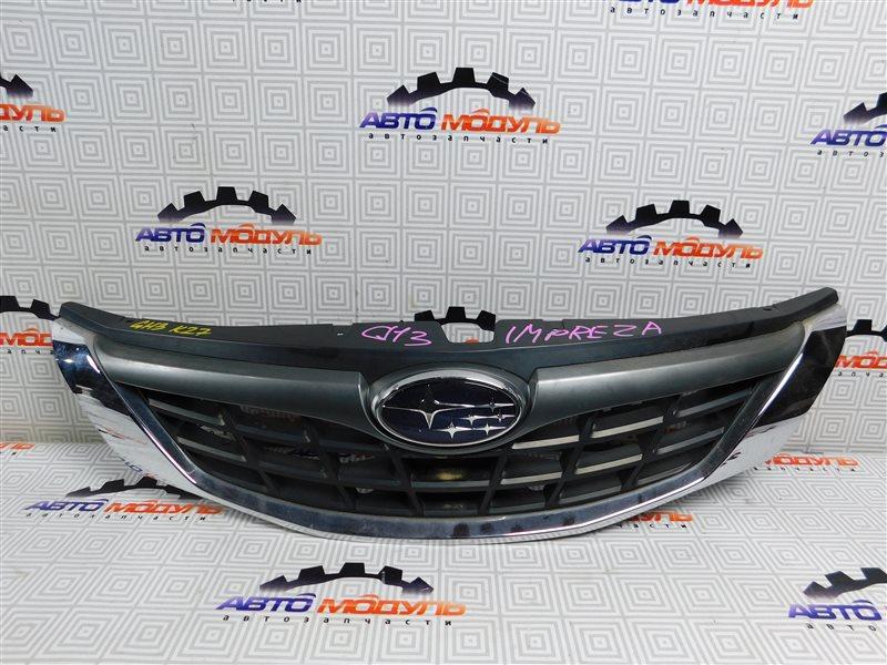 Решетка радиатора Subaru Impreza GH3-004109 EL154 2007