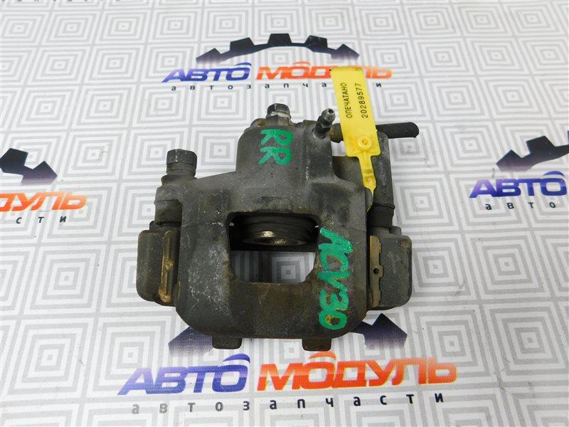 Суппорт Toyota Camry ACV30 задний правый