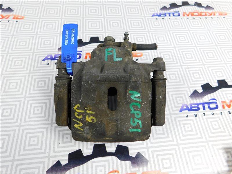 Суппорт Toyota Probox NLP51 1NZ передний левый