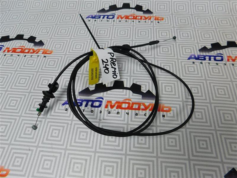 Трос капота Toyota Premio AZT240