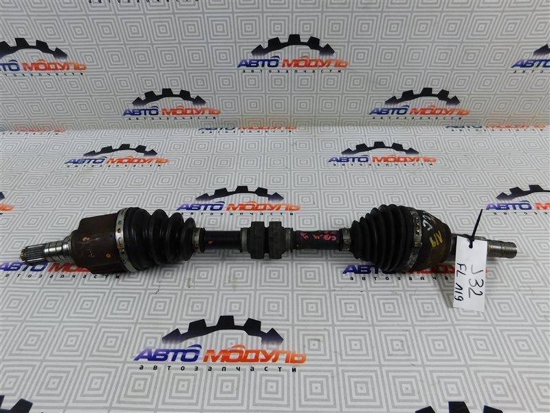 Привод Nissan Teana J32 VQ25-DE передний левый