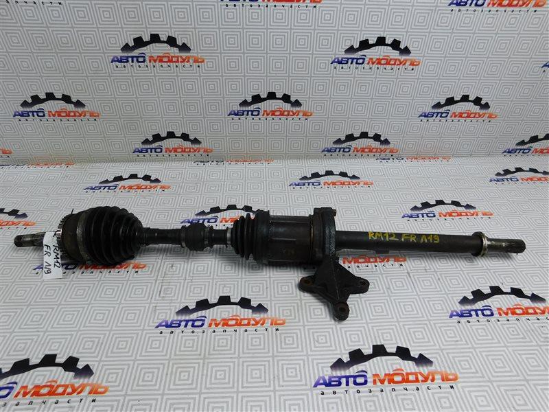 Привод Nissan Liberty RM12 QR20-DE передний правый