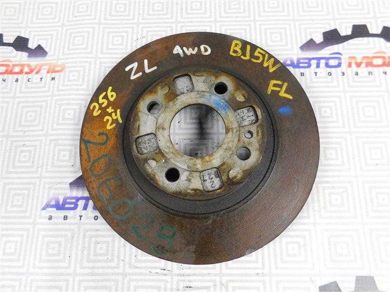 Диск тормозной Mazda Familia BJ5P передний