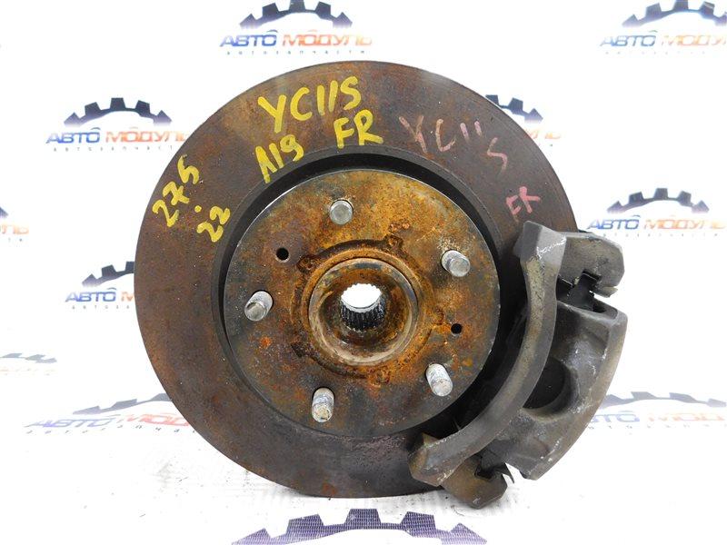 Диск тормозной Suzuki Sx4 YA11S передний
