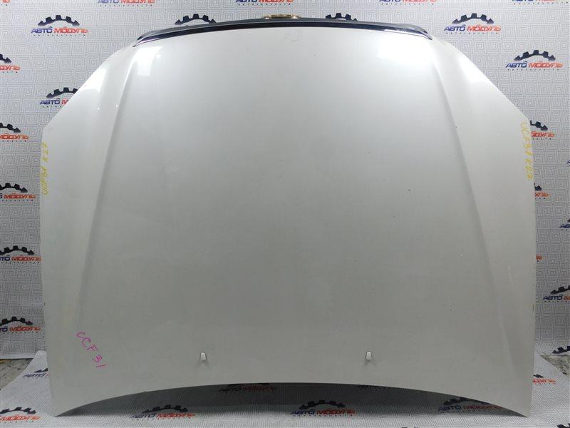 Капот Toyota Celsior UCF31-0044904 3UZ-FE 2003