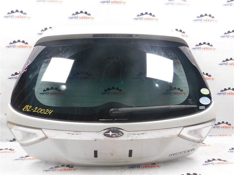 Дверь 5-я Subaru Impreza GH3-004109 EL154 2007 задняя