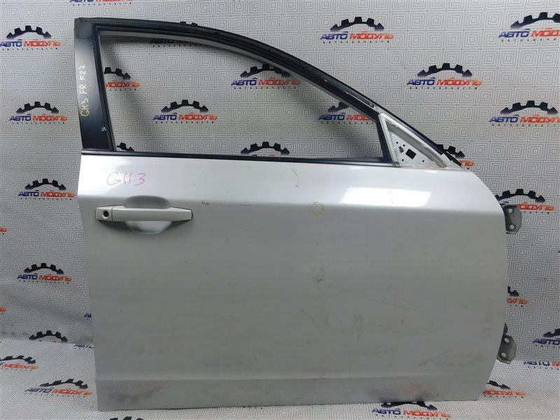 Дверь Subaru Impreza GH3-004109 EL154 2007 передняя правая