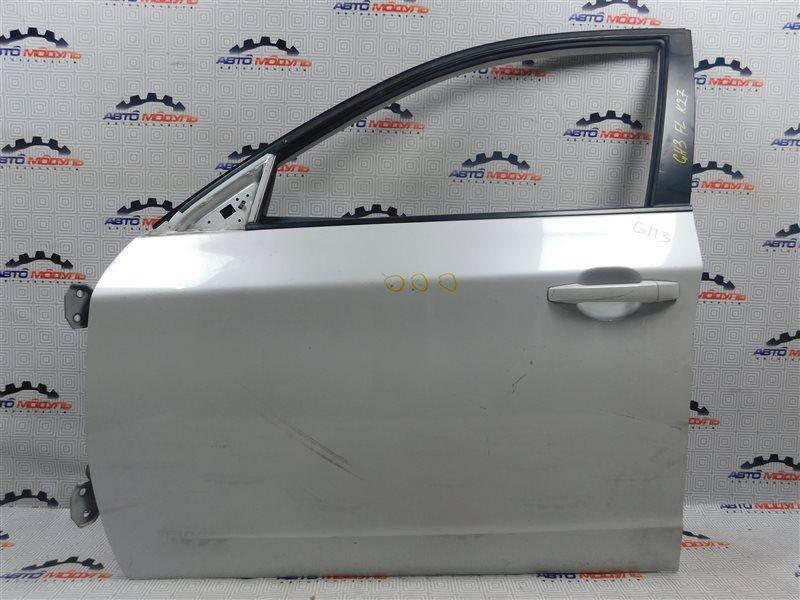 Дверь Subaru Impreza GH3-004109 EL154 2007 передняя левая