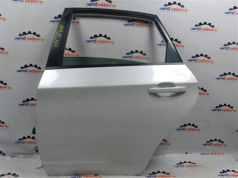 Дверь Subaru Impreza GH3-004109 EL154 2007 задняя левая