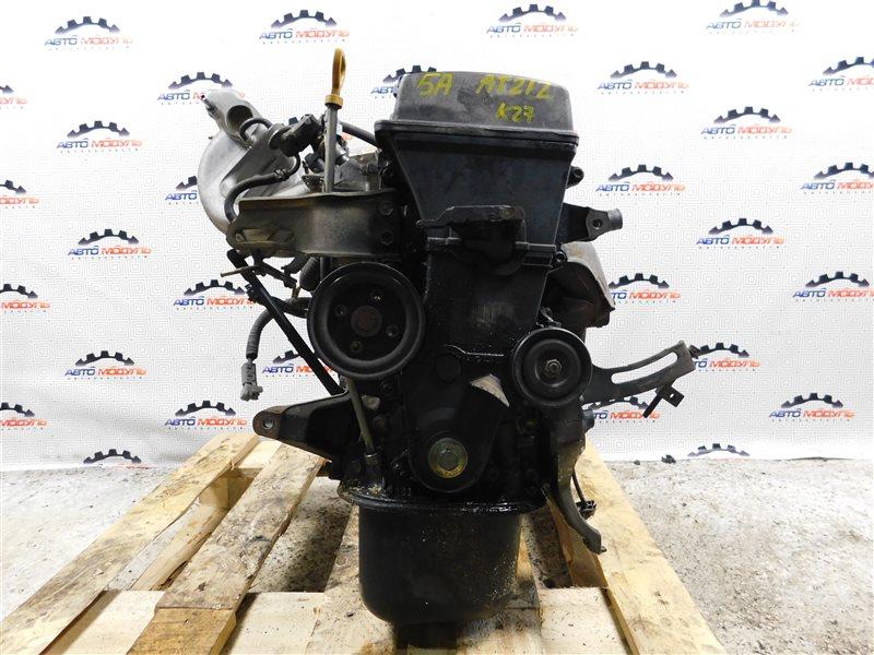 Двигатель Toyota Carina AT212-0047734 5A-FE 1998
