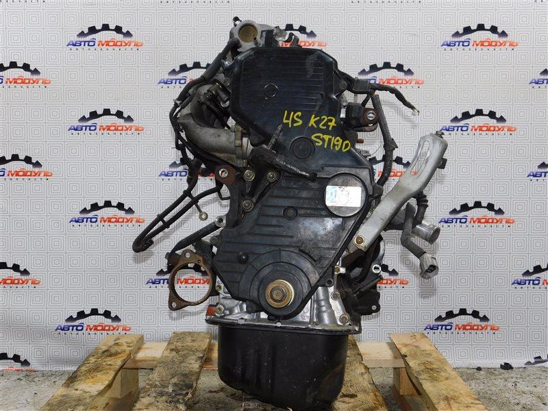 Двигатель Toyota Corona ST190-0008441 4S-FE 1992