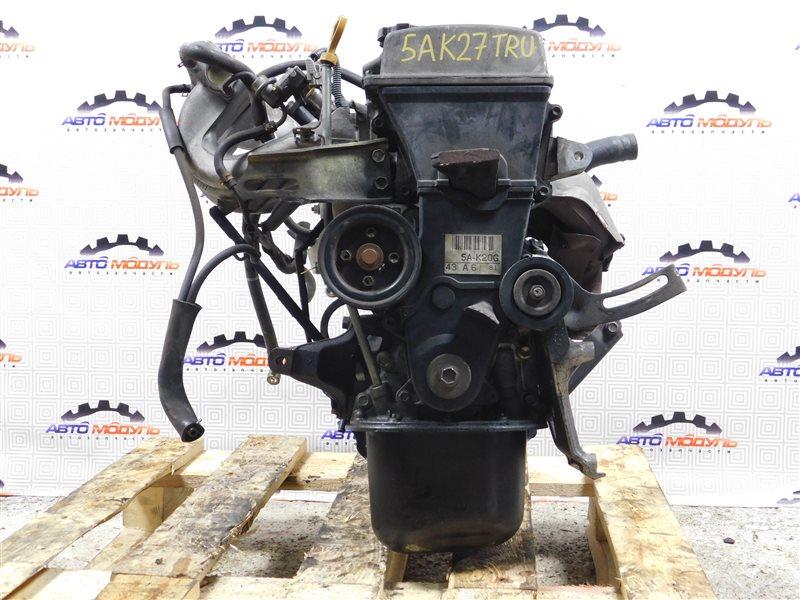 Двигатель Toyota Sprinter Trueno AE110-5018467 5A-FE 1995