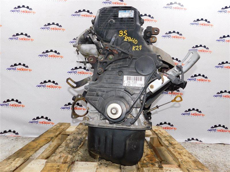 Двигатель Toyota Caldina ST210-4029840 3S-FE 1999