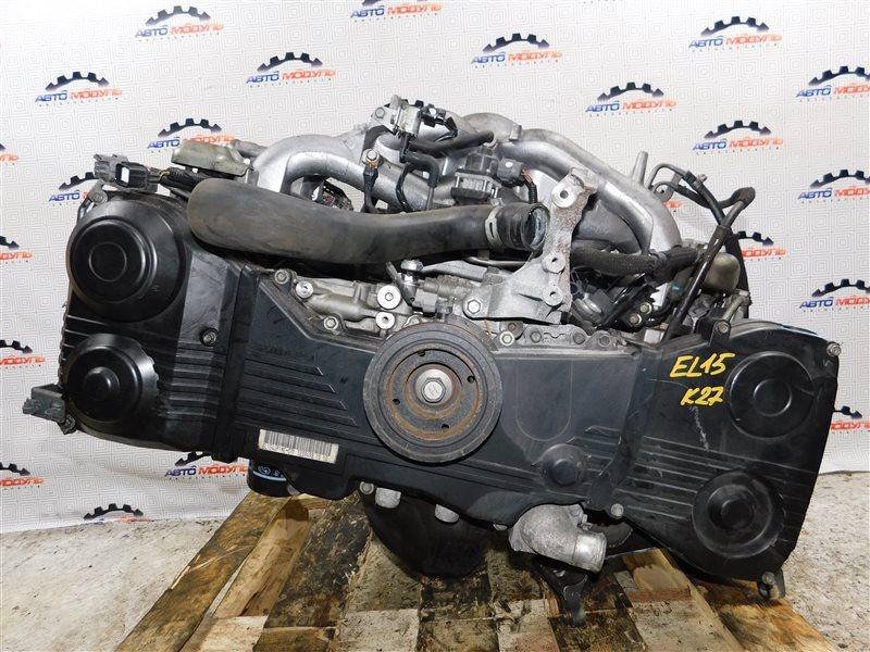 Двигатель Subaru Impreza GH3-004109 EL154 2007