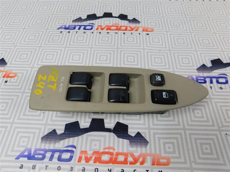 Блок упр. стеклоподьемниками Toyota Premio NZT240-0030197 1NZ-FE 2002 передний правый