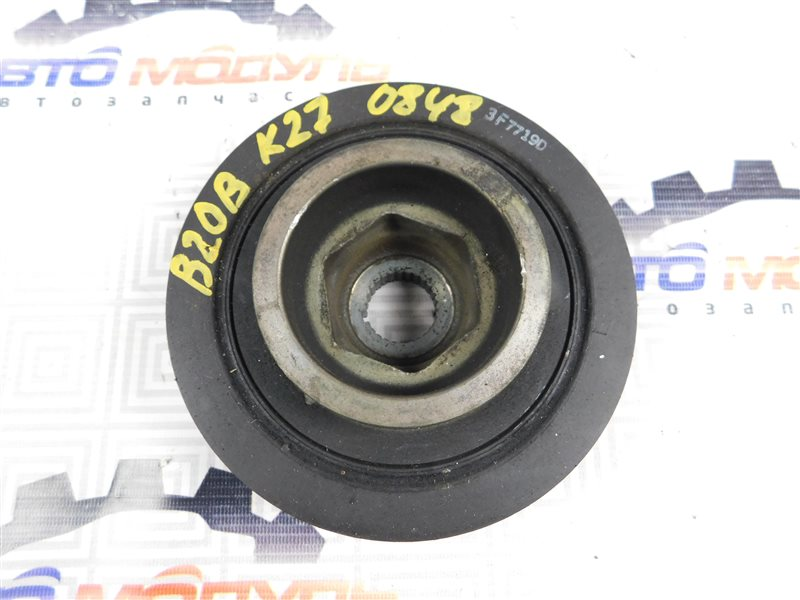 Шкив коленвала Honda Cr-V RD1-1122109 B20B